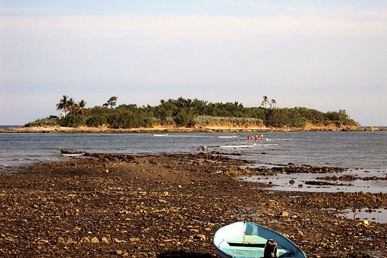 Isla Cabuya, Costa Rica